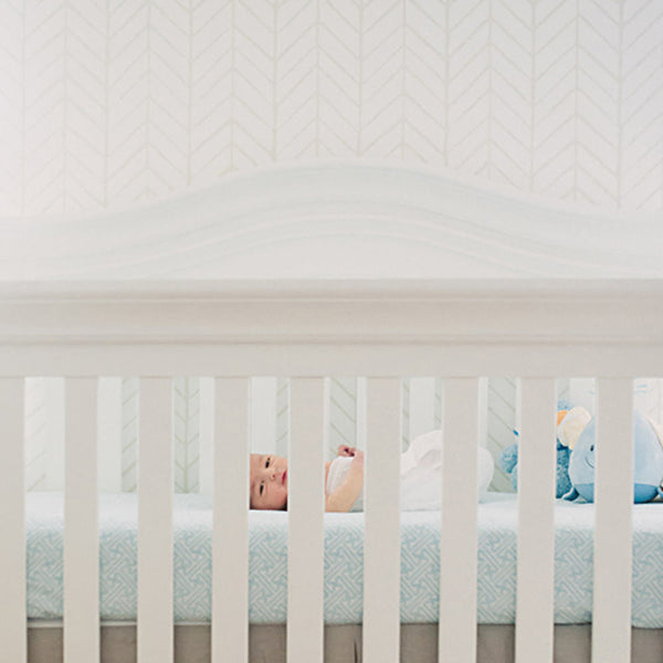 Nursery Feature | Jack's Gender Neutral Nursery
