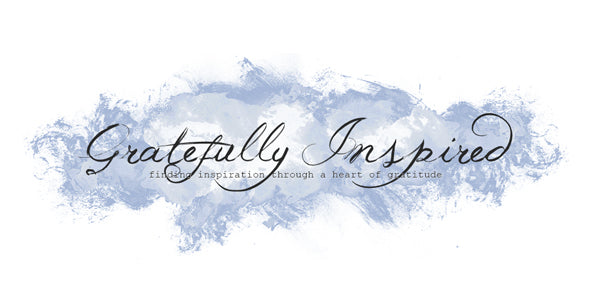 Gratefully Inspired Blog