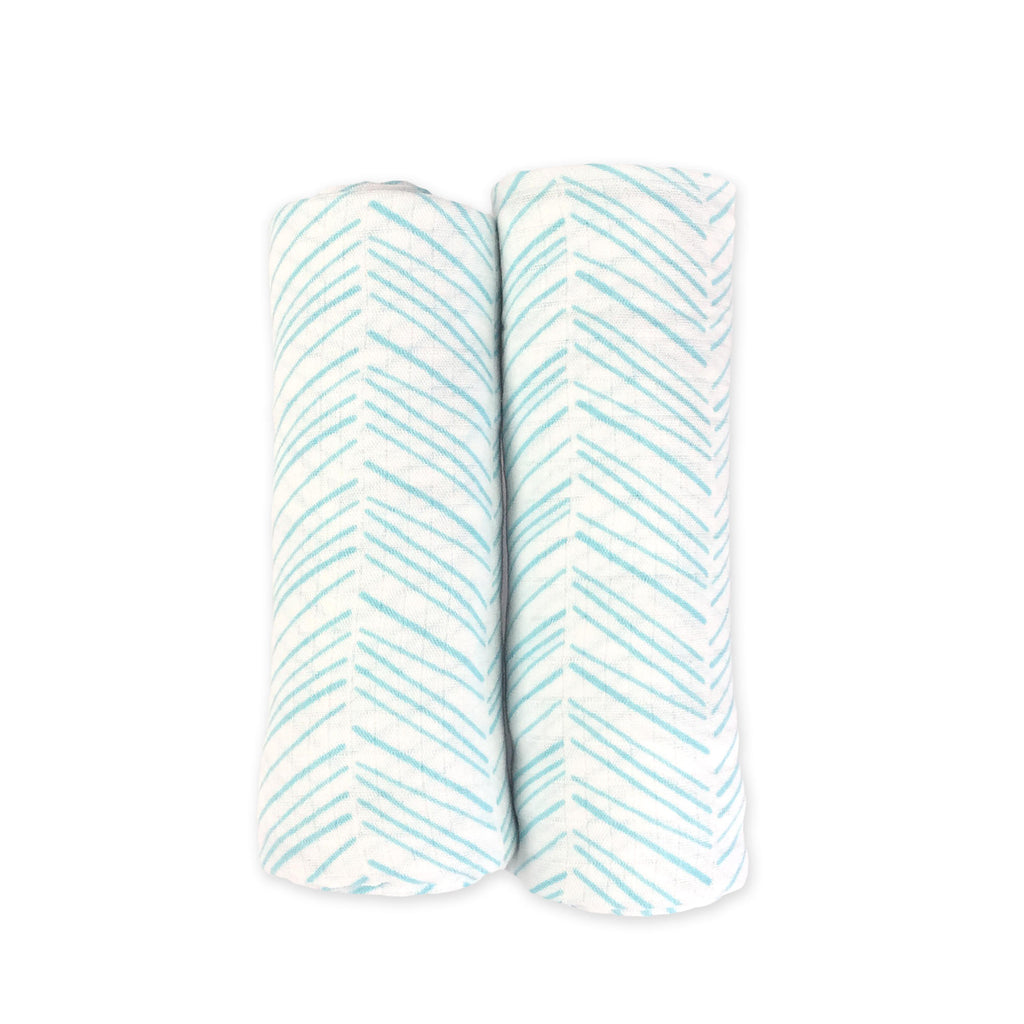 Gender Neutral Swaddling Blankets