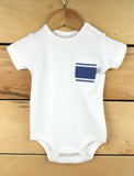100% Organic Cotton Baby Bodysuit