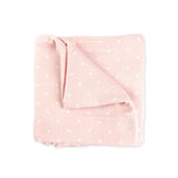 Pink Muslin Swaddle