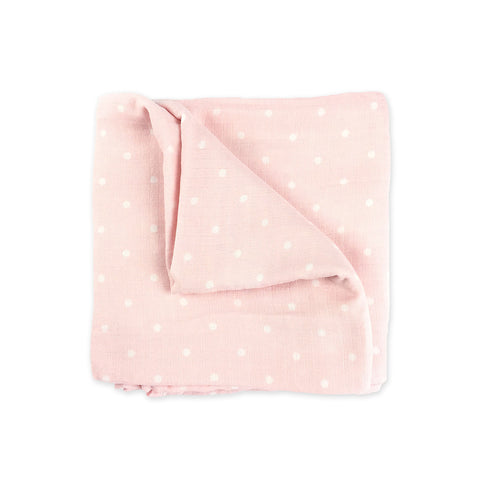Bamboo Muslin Swaddle - Nantucket