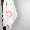 Personalized Muslin Swaddle