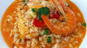 Seafood Rice - Arroz de Marisco - 16oz (Serves 2)