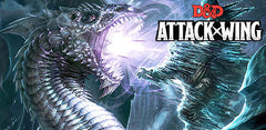 WizKids Attack Wing: D&D Wave Five Expansion Pack