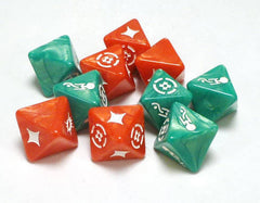 WizKids Attack Wing: D&D Dice Set