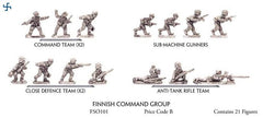 Battlefront Finnish Command Group