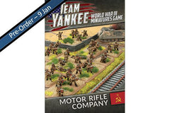 Battlefront  Flames of War - Team Yankee: Motor Rifle Company