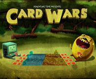 Cryptozoic Adventure Time Card Wars