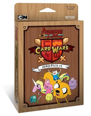 Cryptozoic Adventure Time Card Wars: Hero Pack #1
