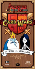 Cryptozoic Adventure Time Card Wars: Ice King vs. Marceline Deck