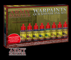 Army Painter Warpaints Quickshade Ink Set (new version)