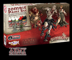 Army Painter Warpaints Zombicide Black Plague Paint Set