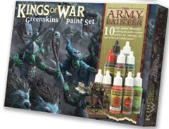 Army Painter Warpaints: (Kings Of War)  Paint Set