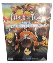 Cryptozoic Attack On Titan: Tactical Board Game