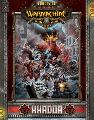 Privateer Press Forces of Warmachine: Khador Soft Cover
