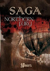 Gripping Beast SAGA: Northern Fury Sourcebook