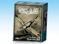 Ares Games Wings Of Glory: WWII Rules and Accessories Pack
