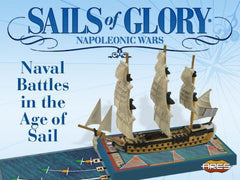 Ares Games Sails of Glory -  Ship Pack: French