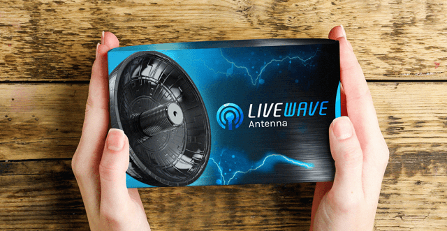 LiveWave TV Antenna
