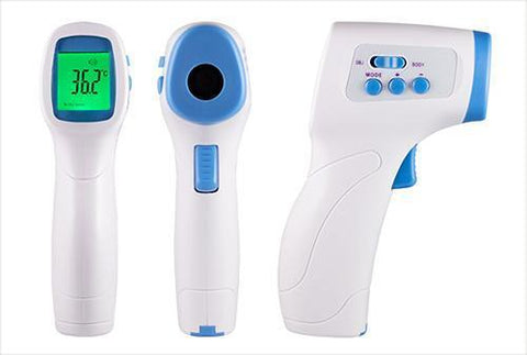 Hot - Fever Patrol No-Touch Infrared Thermometer