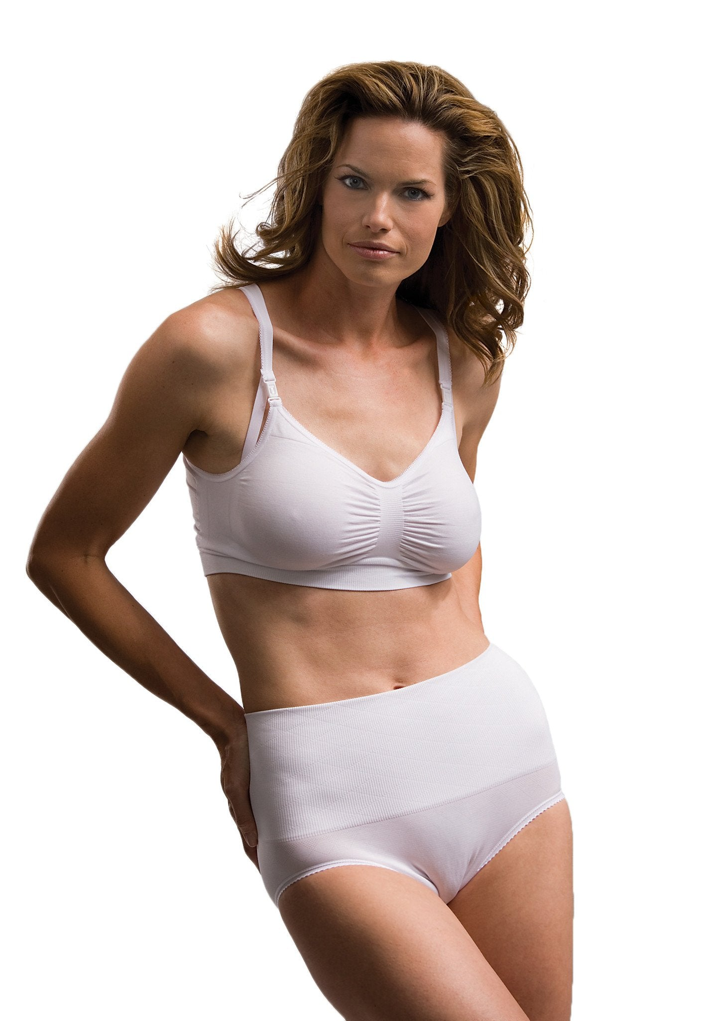 Amon Maternity forgive bodyshaper White