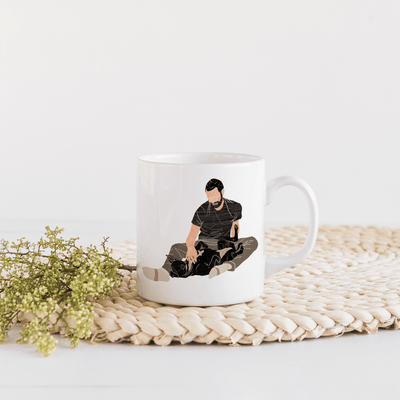 Portrait Coffee Mug - Fairlight Co