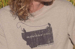 Montana T-Shirts, Apparel & Clothing