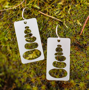 Montana Cairn Earrings