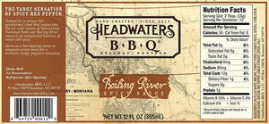 Headwaters BBQ Gift Pack