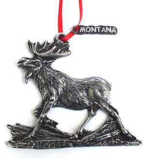 Montana Ornaments Wildlife Heritage