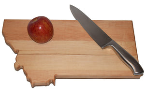 Montana Hardwood Cutting Board