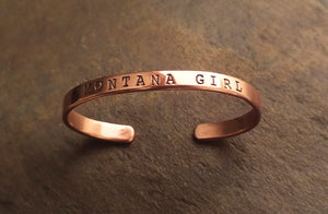 Montana Girl Bracelet - Distinctly Montana - 3