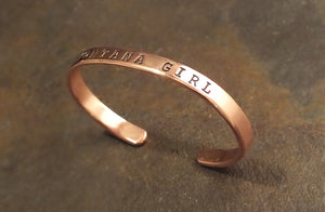 Montana Girl Bracelet - Distinctly Montana - 1