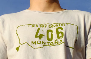 406 Men's Cypress Montana T Shirt