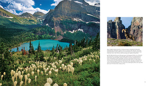 Glacier Unforgetable, Montana Book