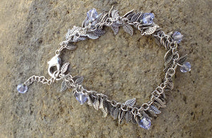 Mountain Lupine Bracelet - Distinctly Montana - 4