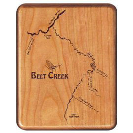 Beer Creek Fly Box