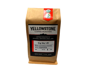Yellowstone Coffee Signature in Bags Gift Set