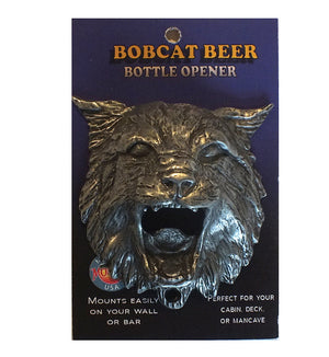 Bobcat Bottle Opener- Montana gift