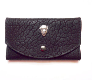 Buffalo Hide Clutch Wallet