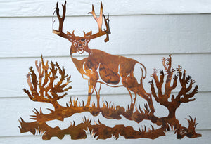 Mule Deer Wall Art