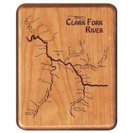 Walnut Fly Box - Distinctly Montana - 14