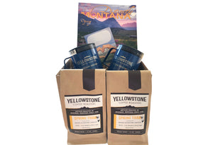 """Spring Thaw"" - Yellowstone Seasonal Community Coffee Care Gift Set"