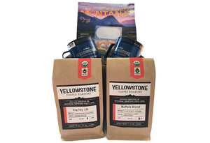 Yellowstone Coffee Signature Montana Care Gift Set