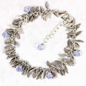 Mountain Lupine Bracelet - Distinctly Montana - 1