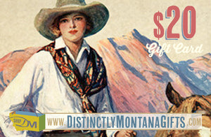 Gift Cards - Distinctly Montana - 1