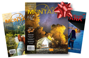 Distinctly Montana Magazine - 1 Year Subscription - Distinctly Montana - 1
