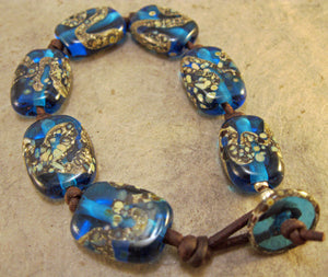 Deep Water Bracelet Montana jewelry