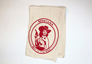 Locals Only Dish Towel
